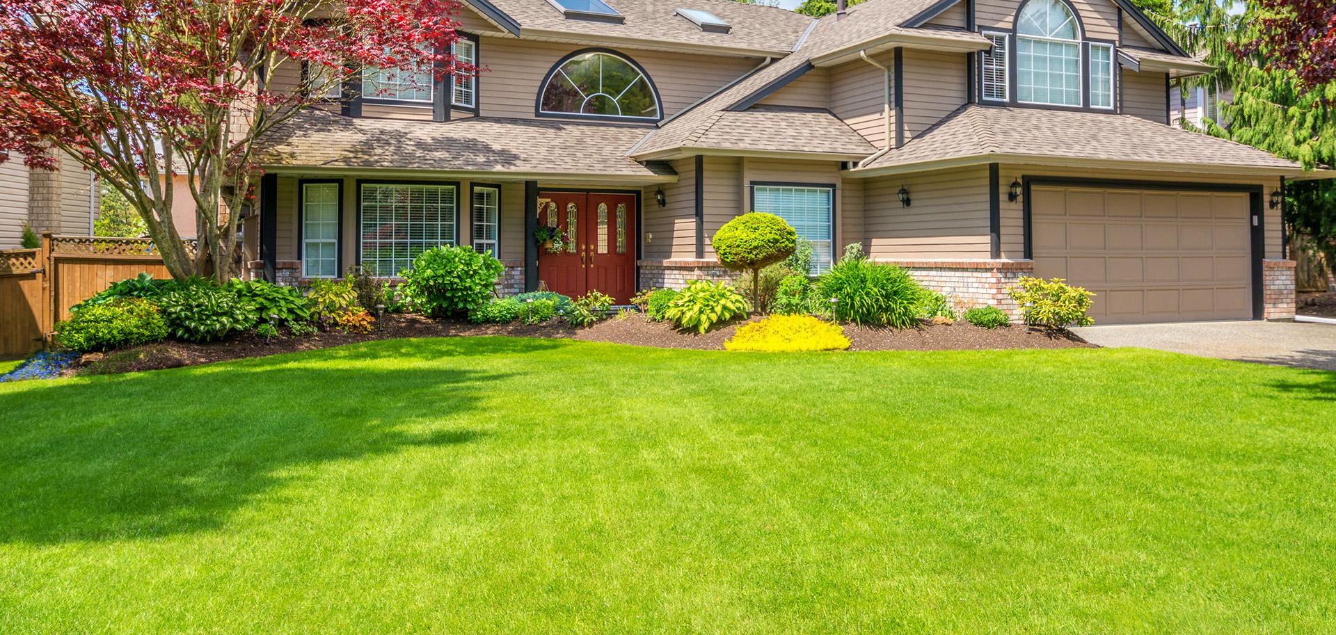 landscapes lawn care